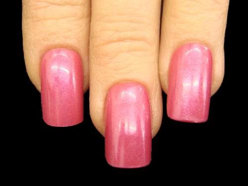 Full Nail Hot Pink 3