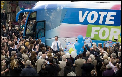 Rally in Loughborough