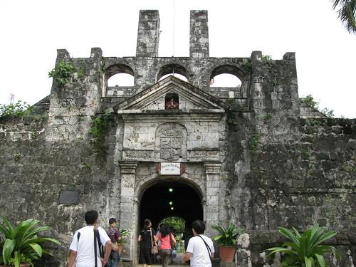 Fort San Pedro Facade 2