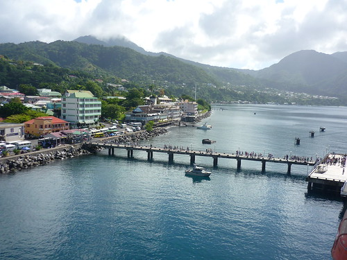Debarkation, Dominica