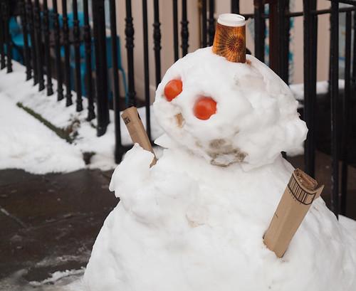 snow -6