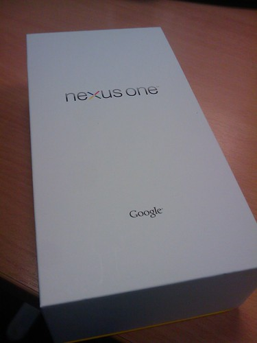Nexus One Box
