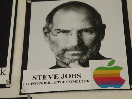 steve jobs co founder of apple computer