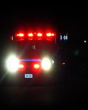 Chevrolet Express Toronto Ambulance