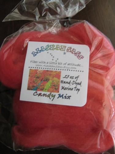 """Candy Mix"" merino - Alaskan Sass"