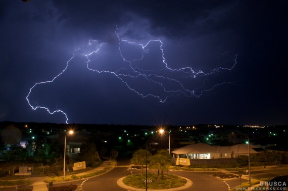 Spectacular Lightning
