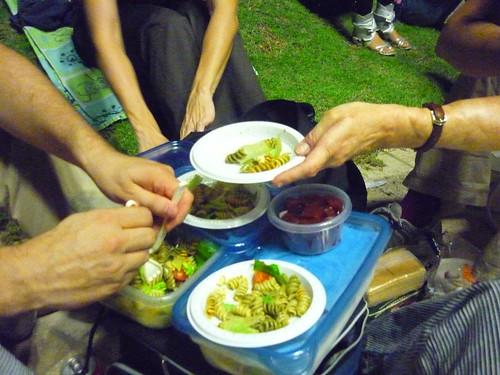 Jazz picnic