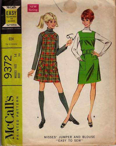McCall's 9372