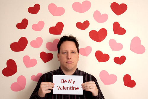 (Sadface) Be my Valentine
