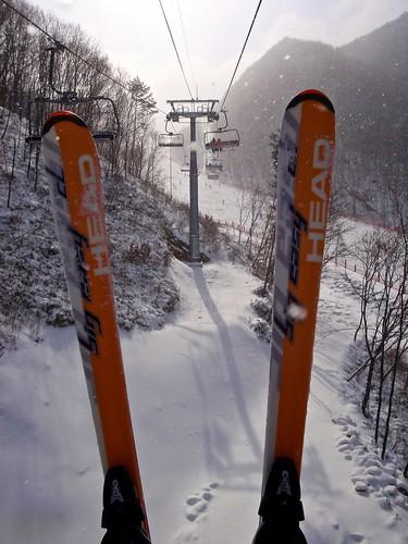 Ski's at High1