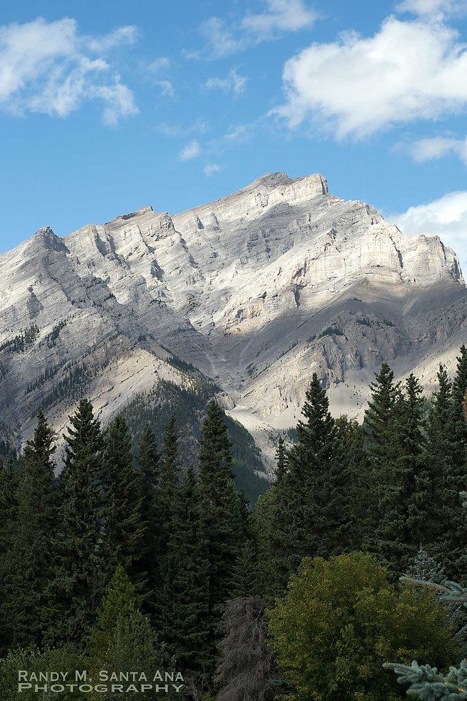 View from Banff