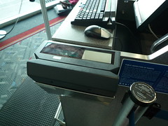 Mobile Boarding Pass Reader