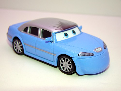 Disney CARS final Lap Jay Limo (4)