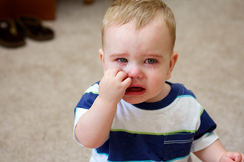 Teething = Crying