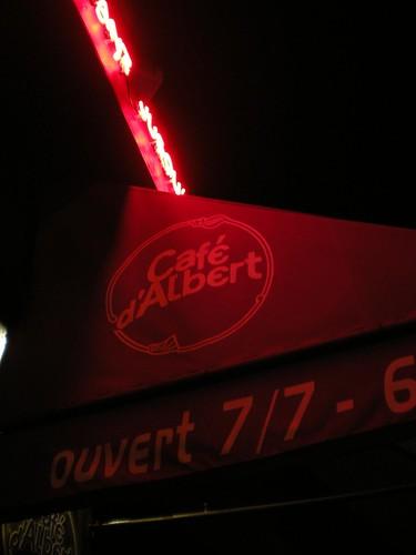 Cafe d'Albert