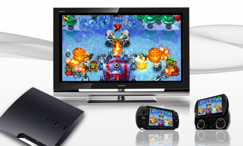PS3 minis
