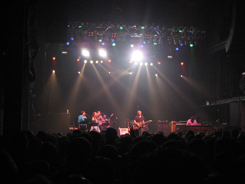 Trey Anastasio Band 2/16/10 @ Terminal 5, NYC