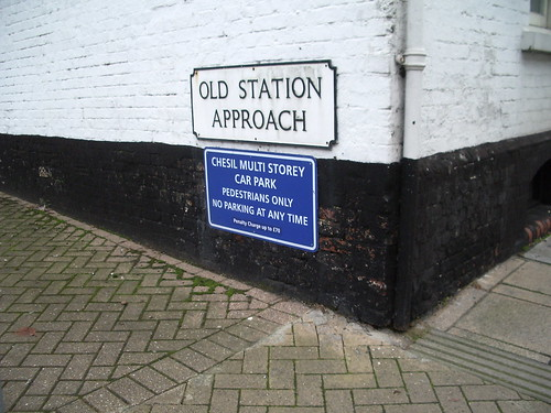 Old Station Approach