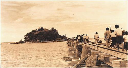 เกาะลอยในอดีต