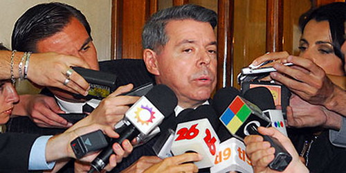 Norberto Oyarbide, Juez Federal