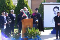 Inaugurato il viale dedicato a Giovanni Palatucci