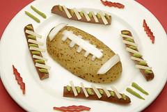 superbowl baked potatoes
