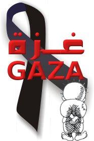 Gaza Black Ribbon Campaign