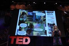 Jane McGonigal delivers URGENT EVOKE at TED 2010