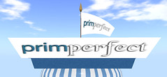 A sneak preview of Prim Perfect's pavilion