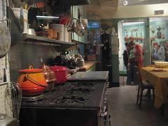 Julia Child's stove