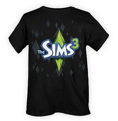 Limited time offer - Sims 3 Shirts now at Hot Topic!