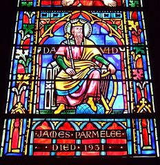 National Cathedral_King David (Parmelee window...