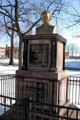 NJ - Elizabeth: José Martí Monument