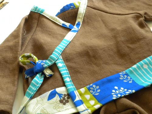 Kimono Pj's detail