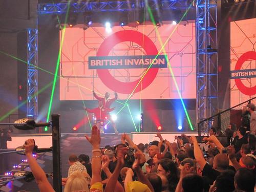 TNA Slammiversary:  Beer Guns vs. British Invasion