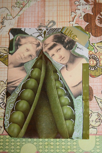 Two peas in a pod ATC