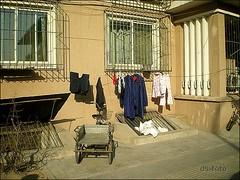 Beijing - clothes