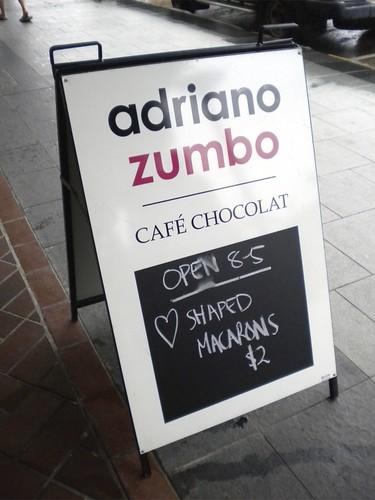 Valentine at Zumbo