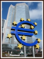 The powerful European Central Bank [ E C B ] i...