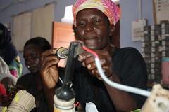 Women Barefoot Solar Engineers of Africa