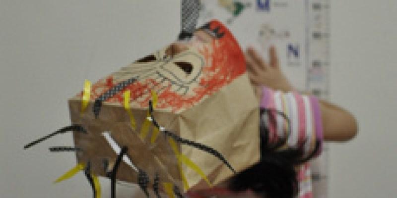 萬聖節被改過的面具(5.3ys)