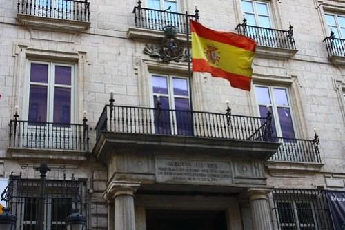 Real Academia de Bellas Artes de San Fernando. Calle Alcalá nº 13. Madrid