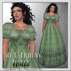 Ivalde - 50L Regency Julia
