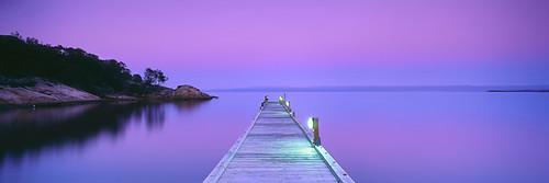 Sunrise, Coles Bay, Tasmania