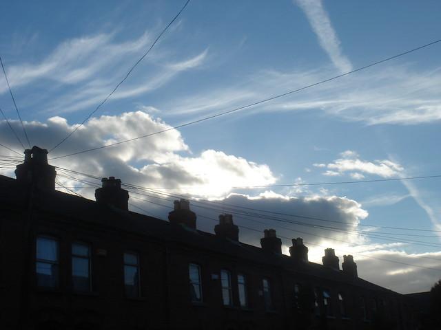 Dublin chimneys