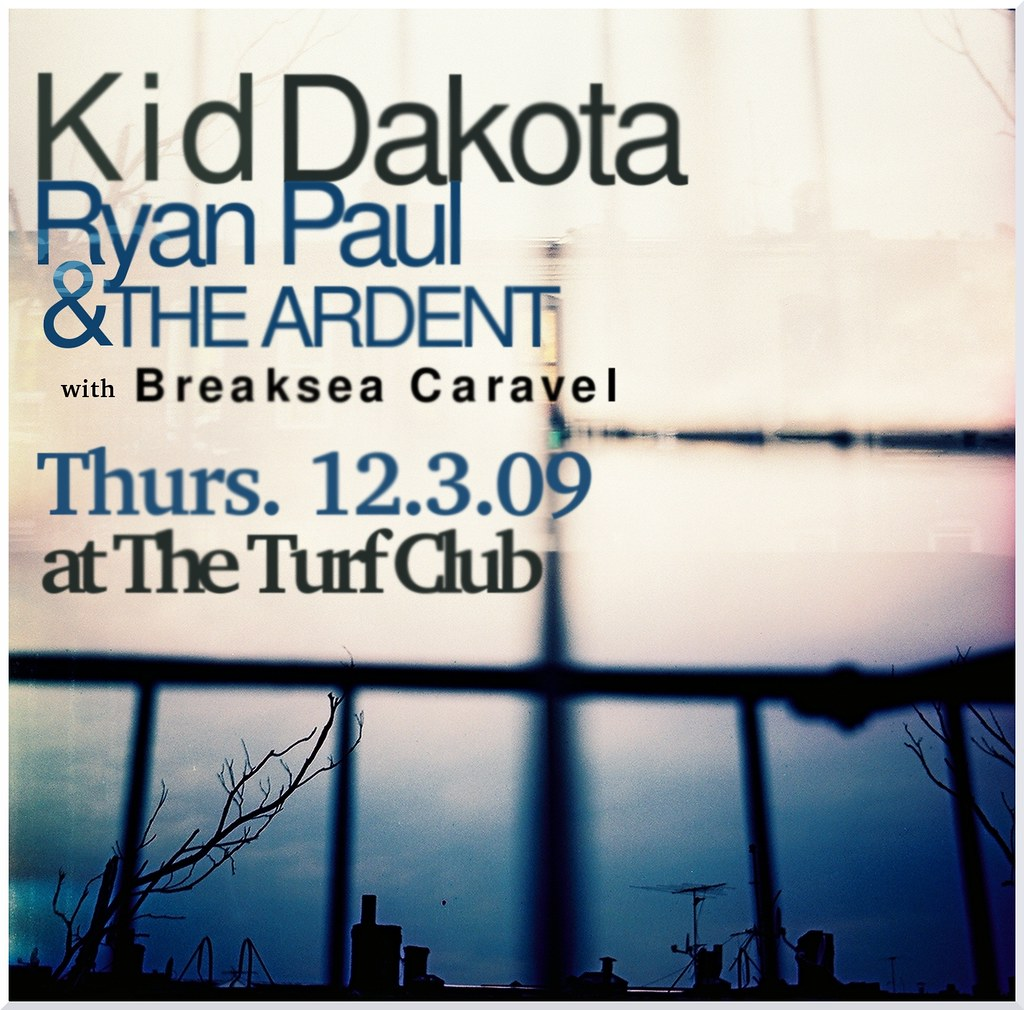 Ryan Paul & THE ARDENT with Kid Dakota