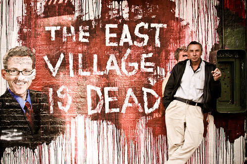 Street Portrait: The East Village Is Dead