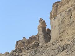Lot's Wife on the Dead Sea Shore