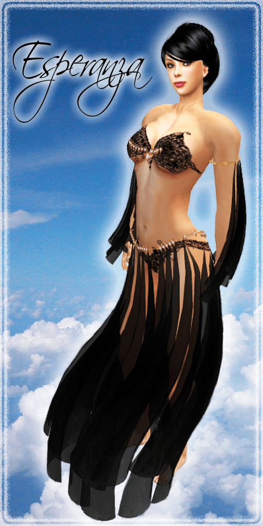 Esperanza Black by Silk & Satyr