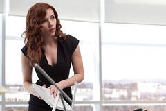 Iron Man 2 Scarlett Johansson as Natasha Romanoff